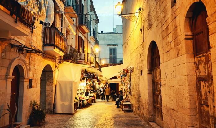 Co zwiedzić w Bari - San Nicola