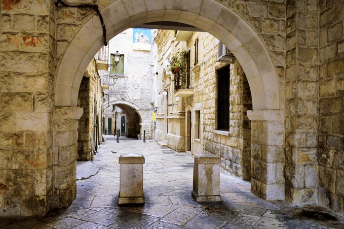 Co zwiedzić w Bari - Arco San Giuseppe