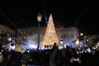 Świąteczne zwyczaje we Włoszech - choinka