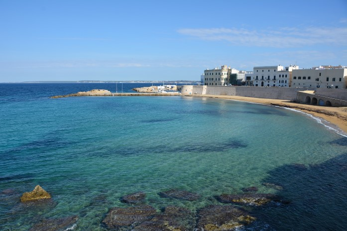 Apulia ciekawe miejsca - Gallipoli