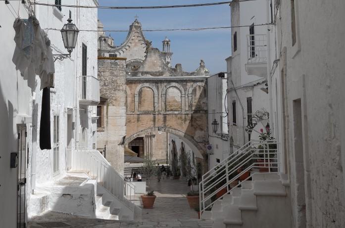 Apulia ciekawe miejsca - Ostuni