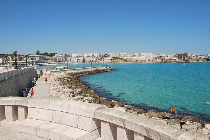 Apulia ciekawe miejsca - Otranto