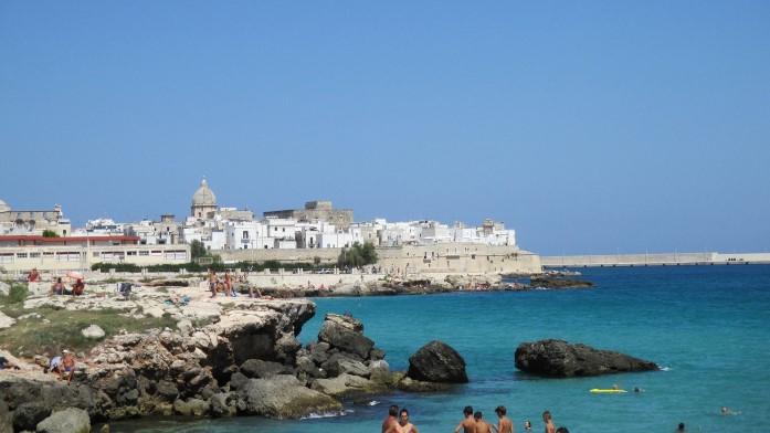 Apulia ciekawe miejsca - Monopoli