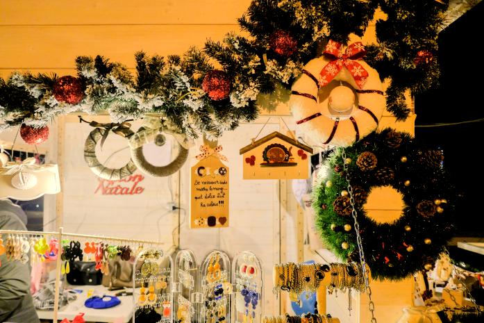 Bari zimą - jarmark świąteczny
