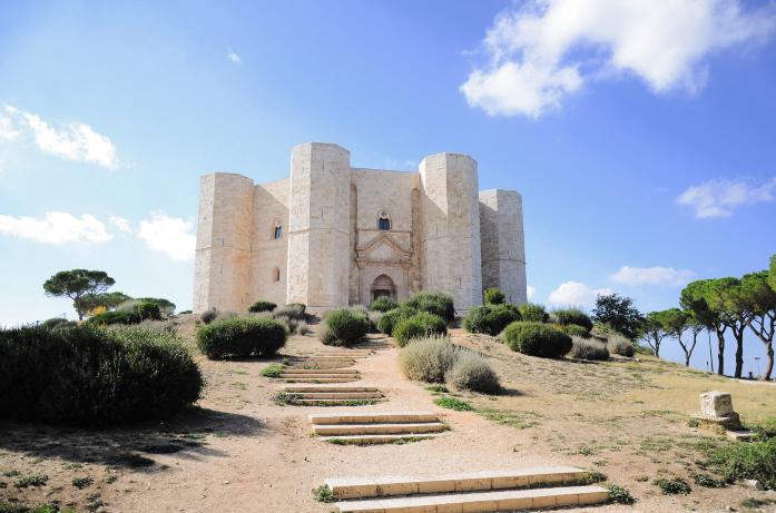 Weekend w Apulii zimą - Castel del Monte