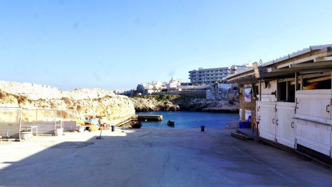 Plaża Cala Paura