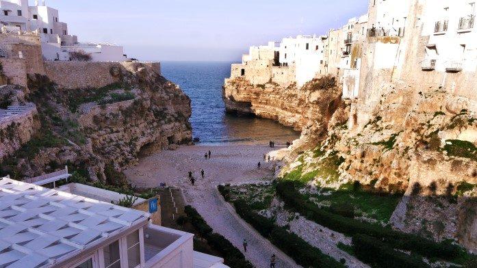 Apulia kierunki podróży