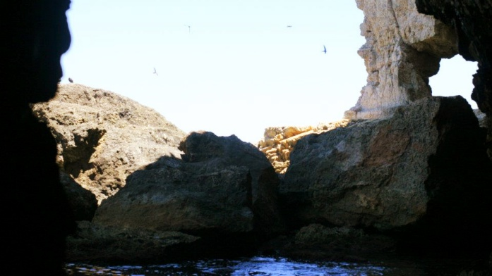 Apulia atrakcje - grota