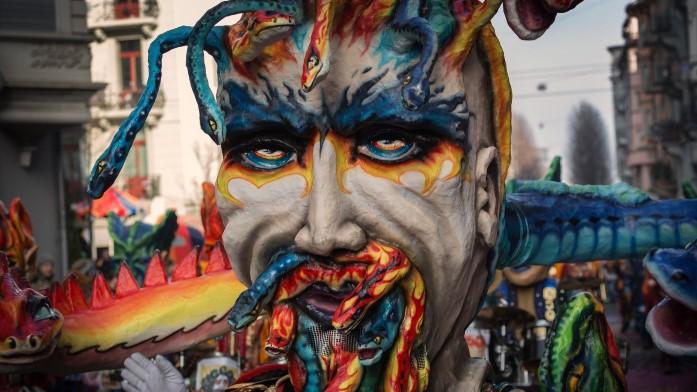Karnawał - maska
