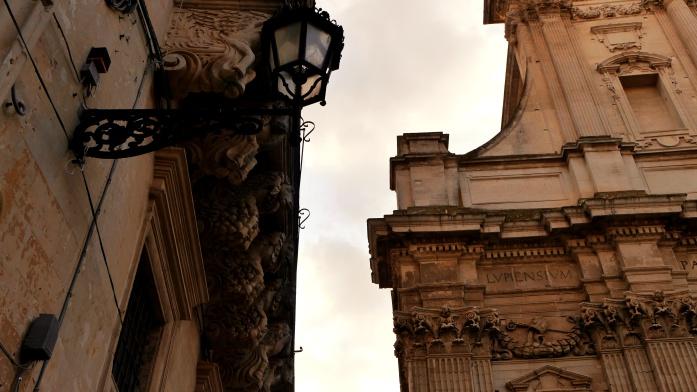 Apulia atrakcje - barok w Lecce