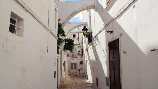Apulia atrakcje - Locorotondo