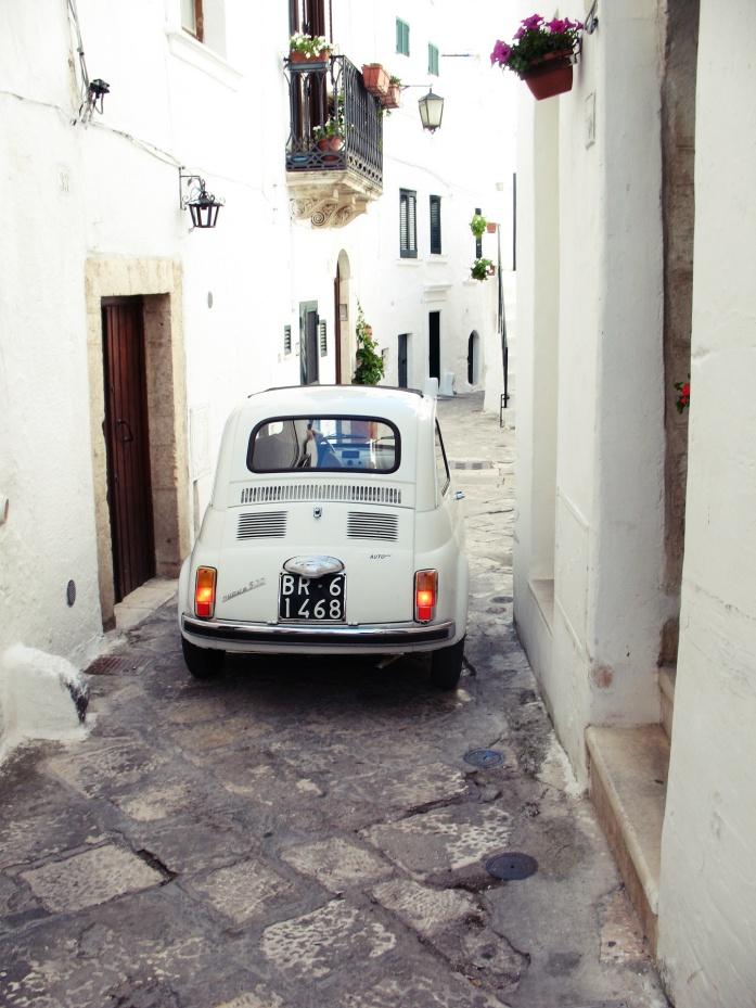 Apulia atrakcje - Ostuni