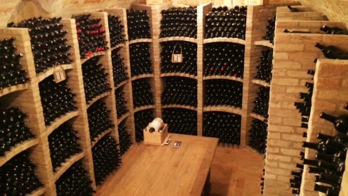 Apulia atrakcje - winiarnia