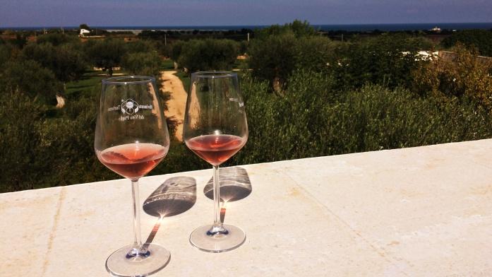 Apulia atrakcje - wino