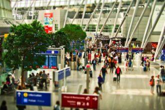 Jak dojechać z lotniska do centrum Bari - lotnisko