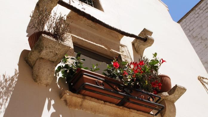 Zwiedzanie Apulii samochodem - Locorotondo