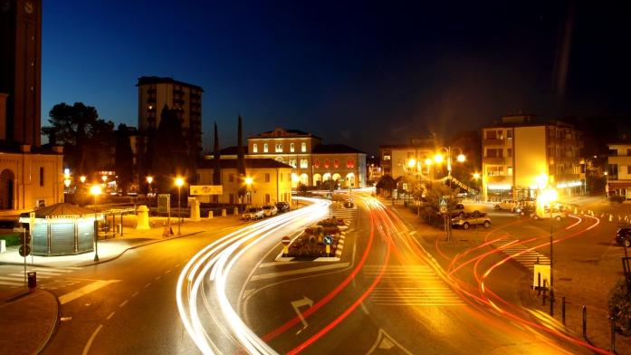 Apulia samochodem - Noventa nocą
