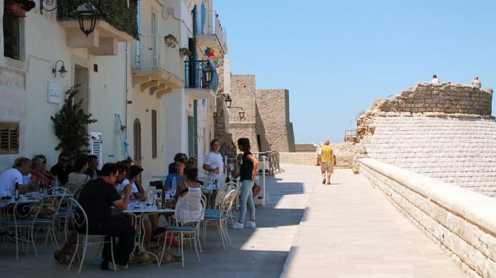 Zwiedzanie Apulii samochodem - restauracje