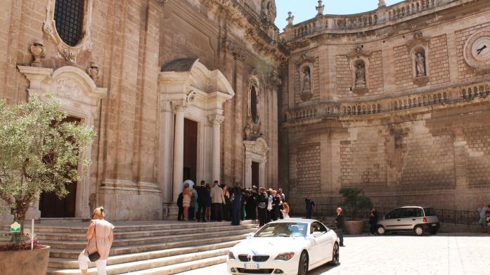 Zwiedzanie Apulii samochodem - Monopoli