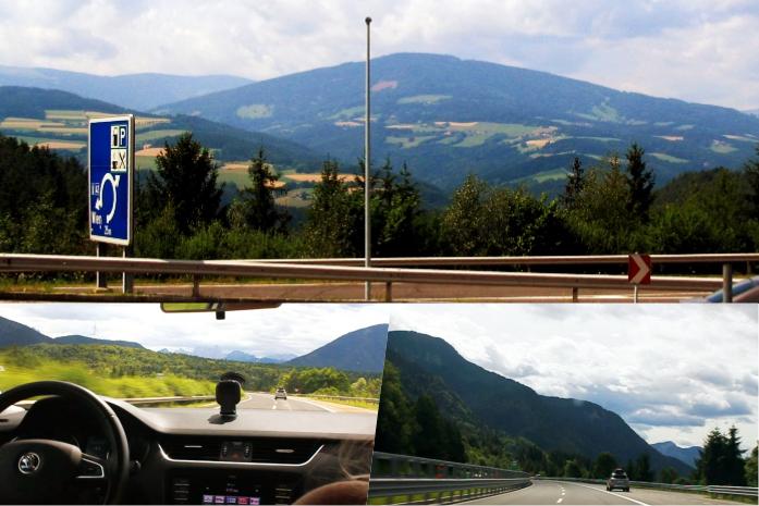Apulia samochodem - zdjęcia z trasy