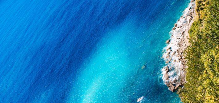 Apulia kierunki podróży plaża