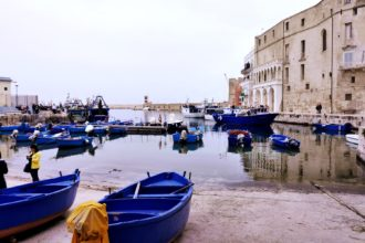 Port w Monopoli
