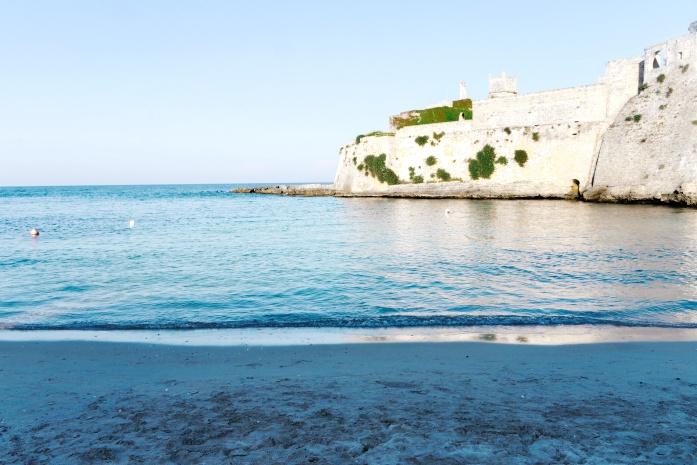 Plaże w Monopoli - Porto Ghiacciolo
