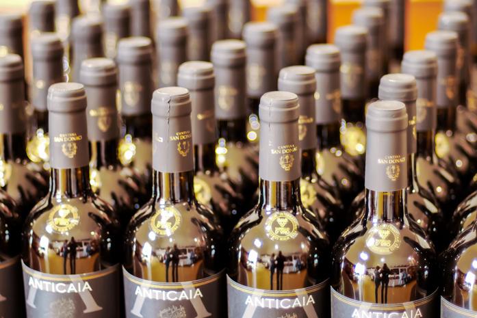 Wino Apulia negroamaro primitivo