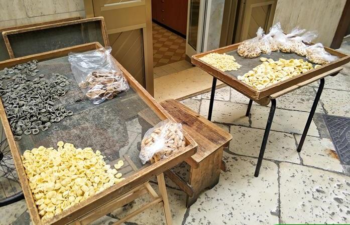 Co przywieźć z Apulii - orecchiette